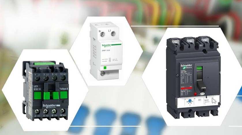Đại Lý Schneider Hồ Chí Minh chuyên cung cấp thiết bị điện công nghiệp