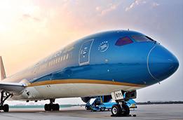 Ứng dụng thiết bị công nghiệp vào hàng không