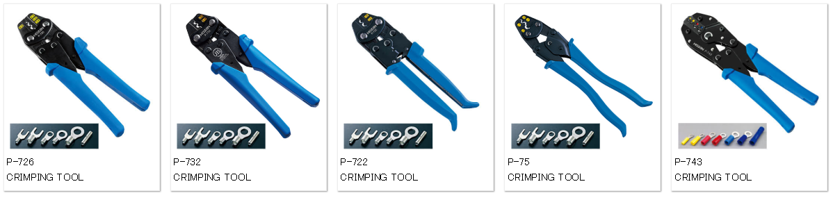 Crimpers Hozan