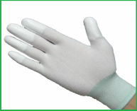 Găng tay phòng sạch ngón phủ