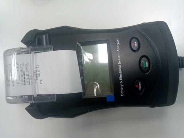 Máy đo bình ắc quy 501 của DHC