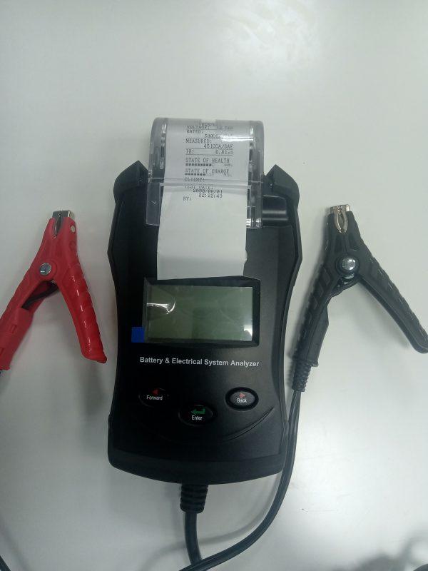 Máy đo bình ắc quy BT501