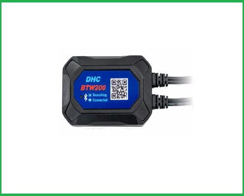 Máy kiểm tra hệ thống điện và pin không dây BTW200