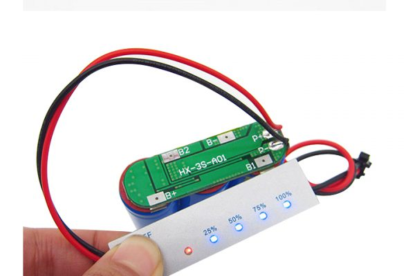 Sử dụng đèn đo mạch để kiểm tra chất lượng acquy