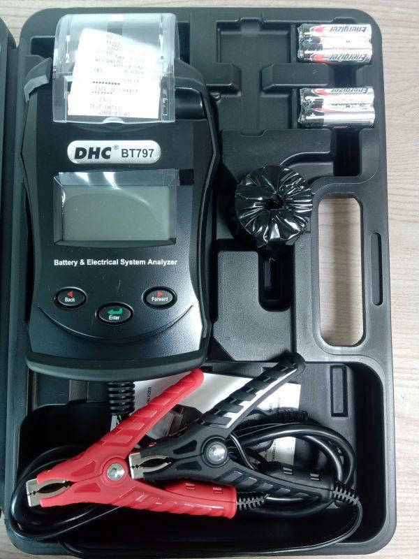 Thiết bị kiểm tra ắc quy DHC BT797