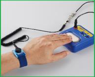 Trọn bộ dụng cụ vòng đeo tay chống tĩnh điện