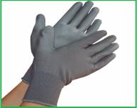 găng tay phòng sạch màu xám