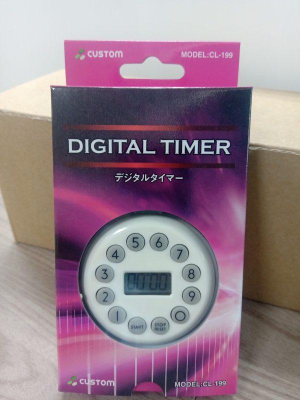 Đồng hồ đo kỹ thuật số