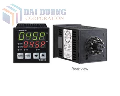 Bộ điều khiển nhiệt độ kỹ thuật số plug-in TTM-04SP