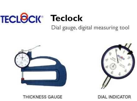Teclock Gauge