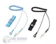 Dây đeo cổ tay chống tĩnh điệnAS ONE 3-6721-01, 02