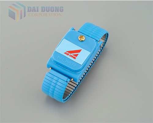 Dây đeo cổ tay chống tĩnh điệnAS ONE 1-5249-01, 02