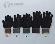 Găng tay chống bụi AS ONE 3-7380-01, 02, 03, 04, 05