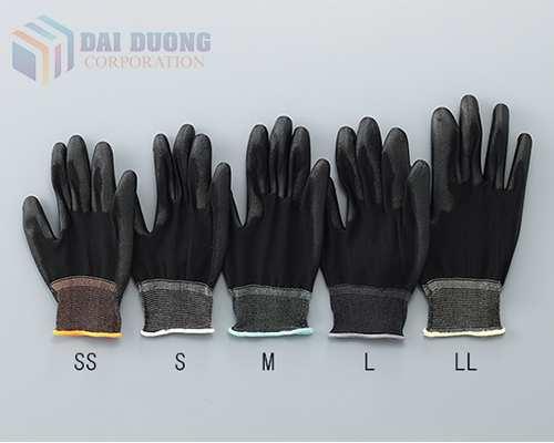 Găng tay chống bụi AS ONE 3-7386-01, 02, 03, 04, 05
