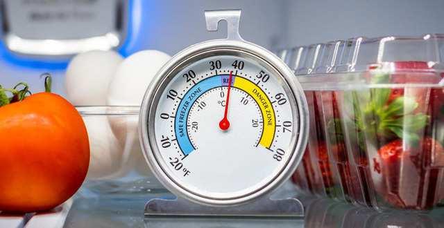 Máy đo độ ẩm trong bảo quản thực phẩm