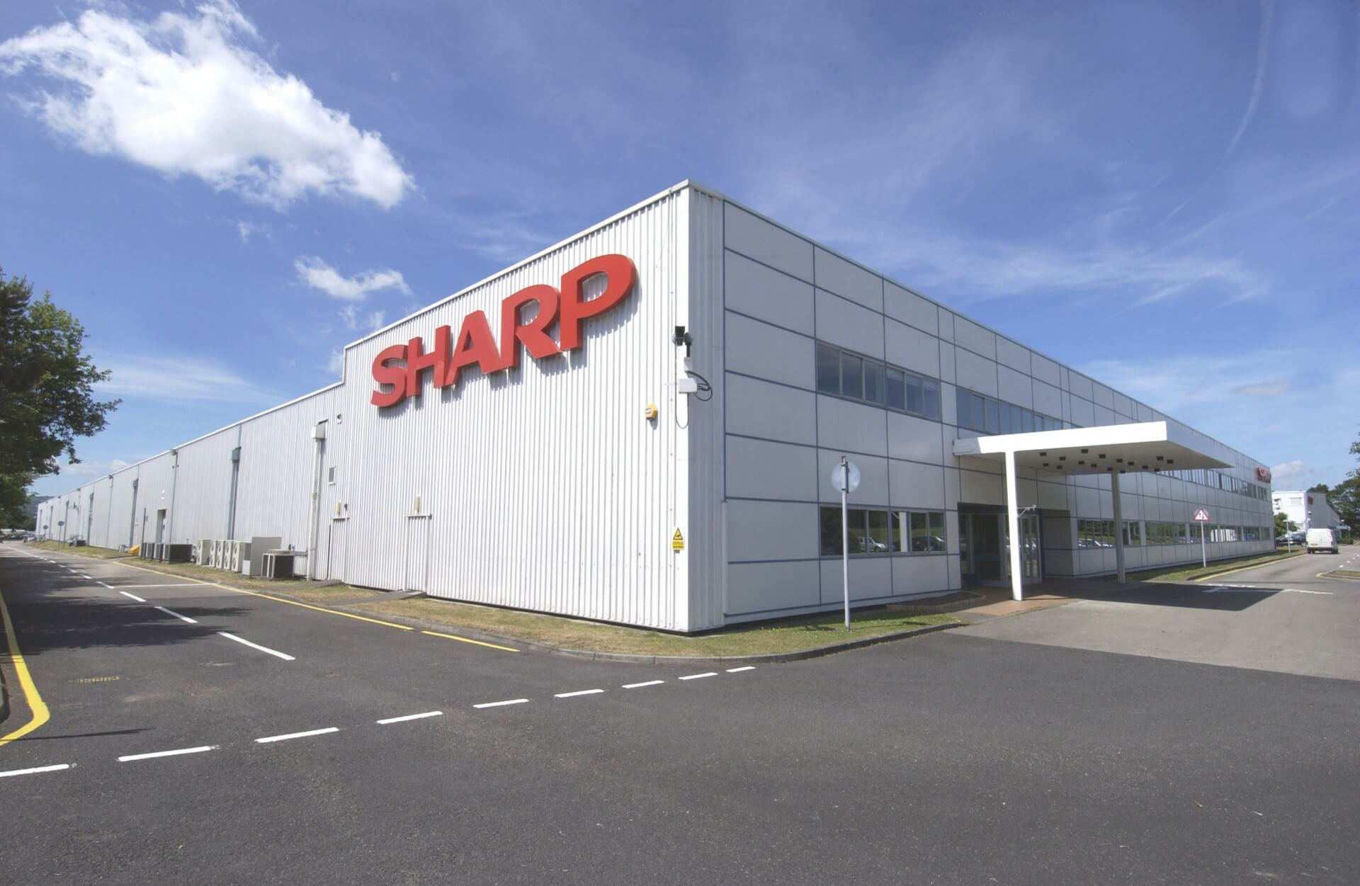 Nhà máy Sharp