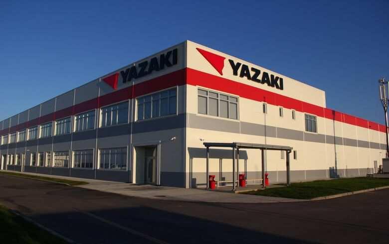 Nhà máy Yazaki