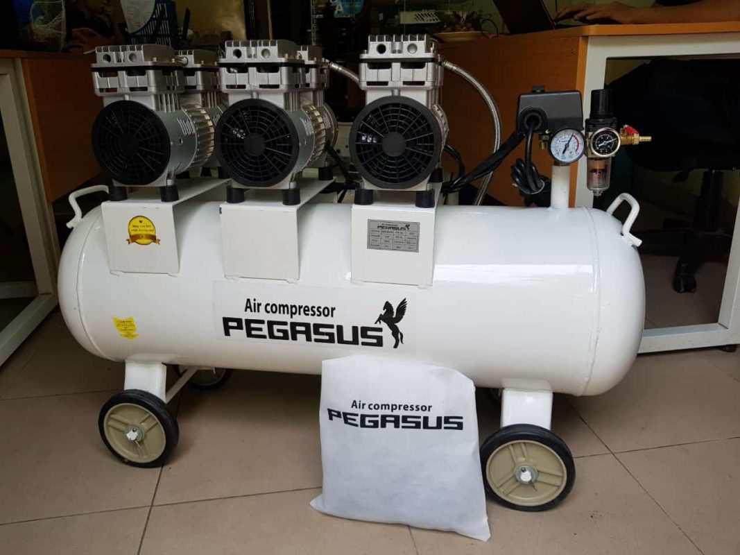 Nhà phân phối các loại máy nén khí