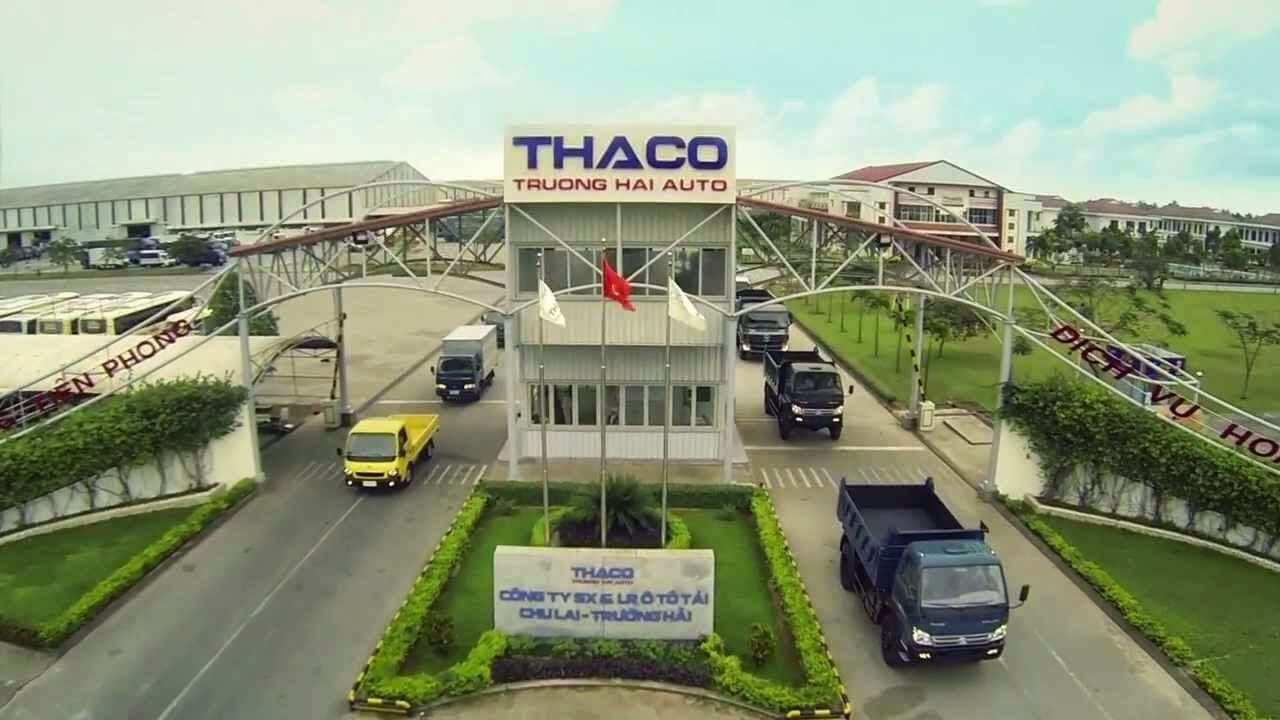 Nhá máy Thaco