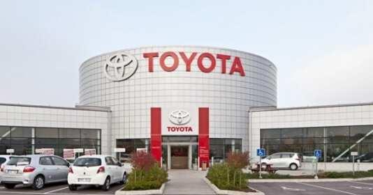 Toyota Việt Nam - Nhà Máy