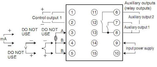 Hướng dẫn cài đặt bộ điều khiển nhiệt độ Omron