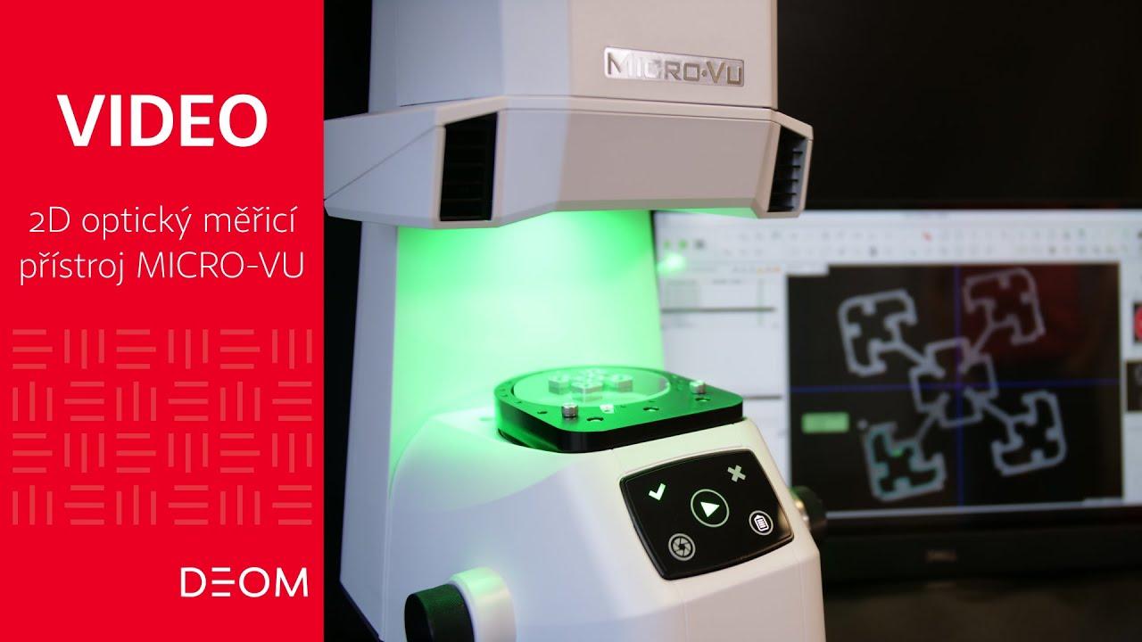 Hệ thống đo Microvu VF7