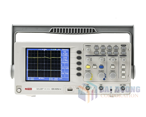 RS PRO IDS 6000 Series